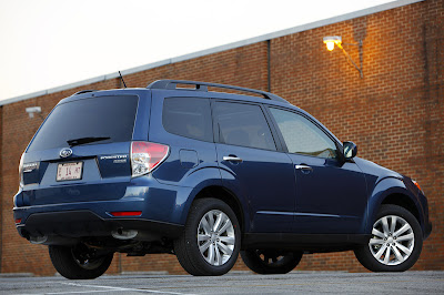2011 Subaru Forester 5