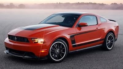 2012 Ford Mustang Boss 302 2