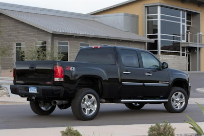 2011 GMC Sierra All Terrain HD Concept 6