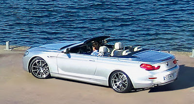 2012 BMW 1-Series Convertible 3