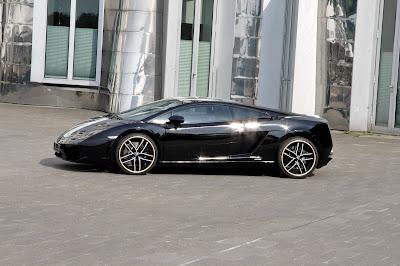 Lamborghini Gallardo Balboni Black Color Edition 3