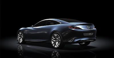 Mazda Shinari Supercar Concept 2