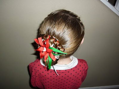 2010 christmas party hairstyle trends : skin care beauty zone