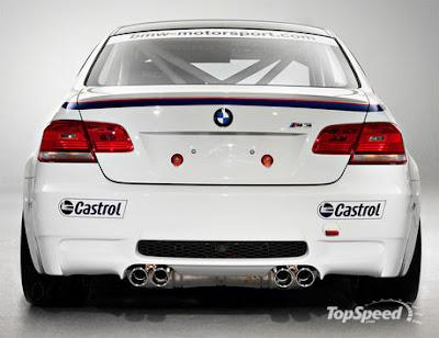 2009 BMW M3 GT4 SPORT CAR 4