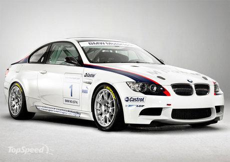 2009 BMW M3 GT4 SPORT CAR