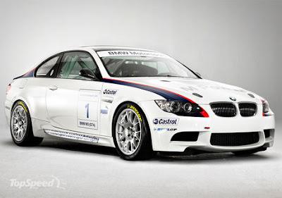 2009 BMW M3 GT4 SPORT CAR 3