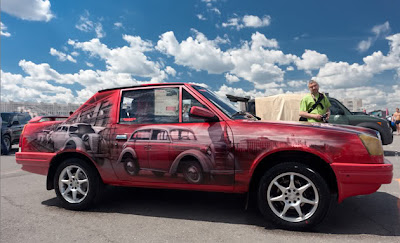 10 Amazing Airbrush Car Modification Photography 6