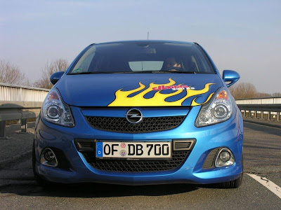Opel-Corsa-OPC-with-Airbrush-Art-Front