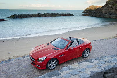 2012 Mercedes-Benz SLK-Class Roadster Photo