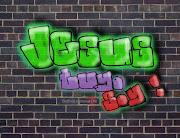 Enviar por correo electrónicoEscribe un blogCompartir con TwitterCompartir . grafitti jesus