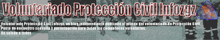 Voluntariado Protección Civil Infozgz