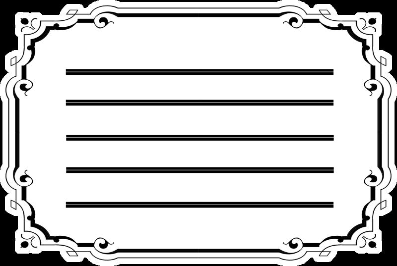 Шаблоны для надписей на открытках
