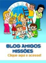 Blog - Amigos de Missões