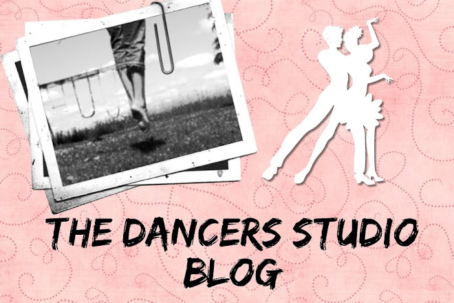 The dancers studio blog