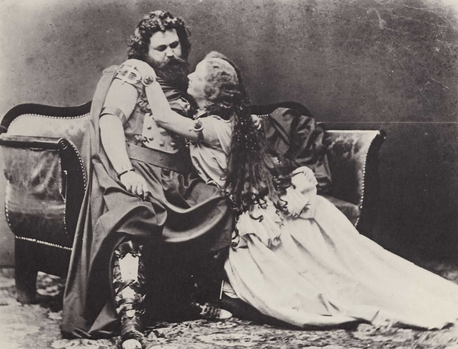tristan and isolde Act one the scene is laid on board tristan's ship, during the crossing from ireland to cornwall isolde is on the deck of the ship which is carrying her from.
