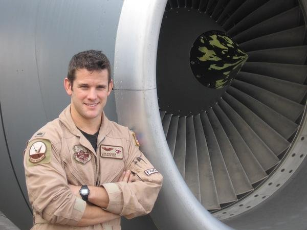 Adam in the United States Air Force