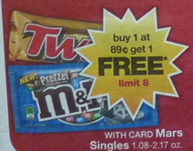 screen Free CVS: Free M&amp;M Pretzels Starting Sunday 6/27