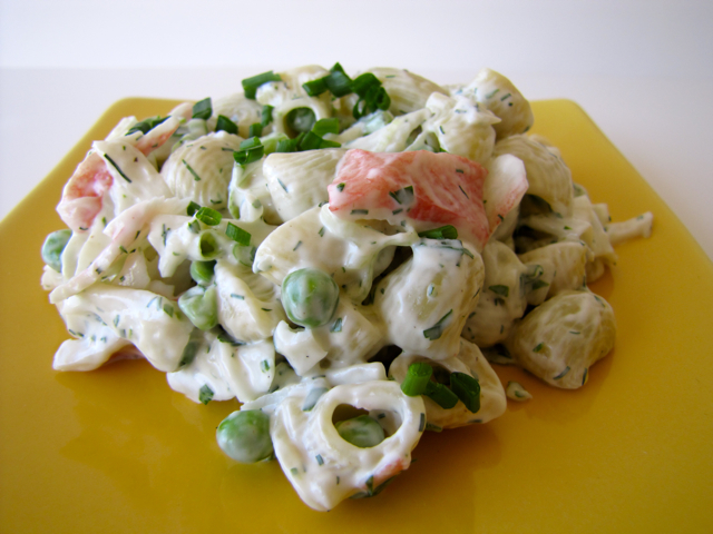 Susi's Kochen Und Backen Adventures: Almost Crab Salad