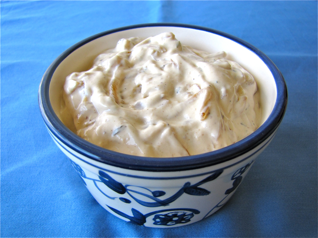 Susi's Kochen Und Backen Adventures: French Onion Dip