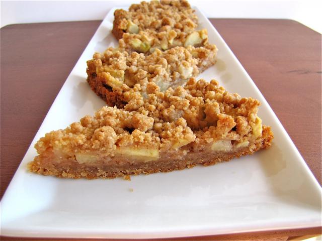 Susi's Kochen Und Backen Adventures: Apple Pie Bars