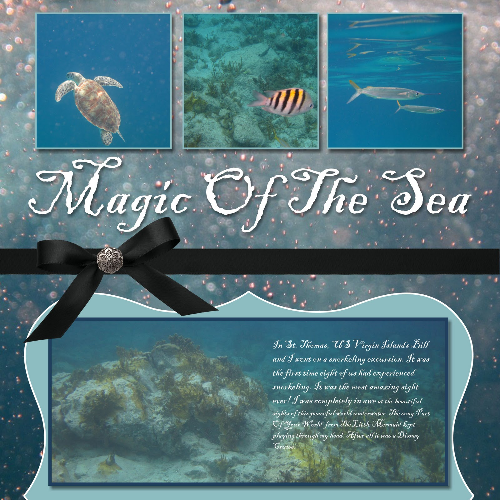 Magic of the Sea