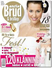 Amelia Brud & Bröllop, omslag