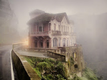 Hotel Tequendama Falls Colombia