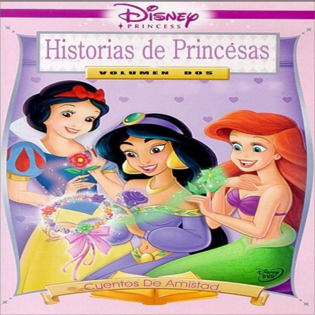 HISTORIAS DE PRINCESAS - VOLUMEN 2