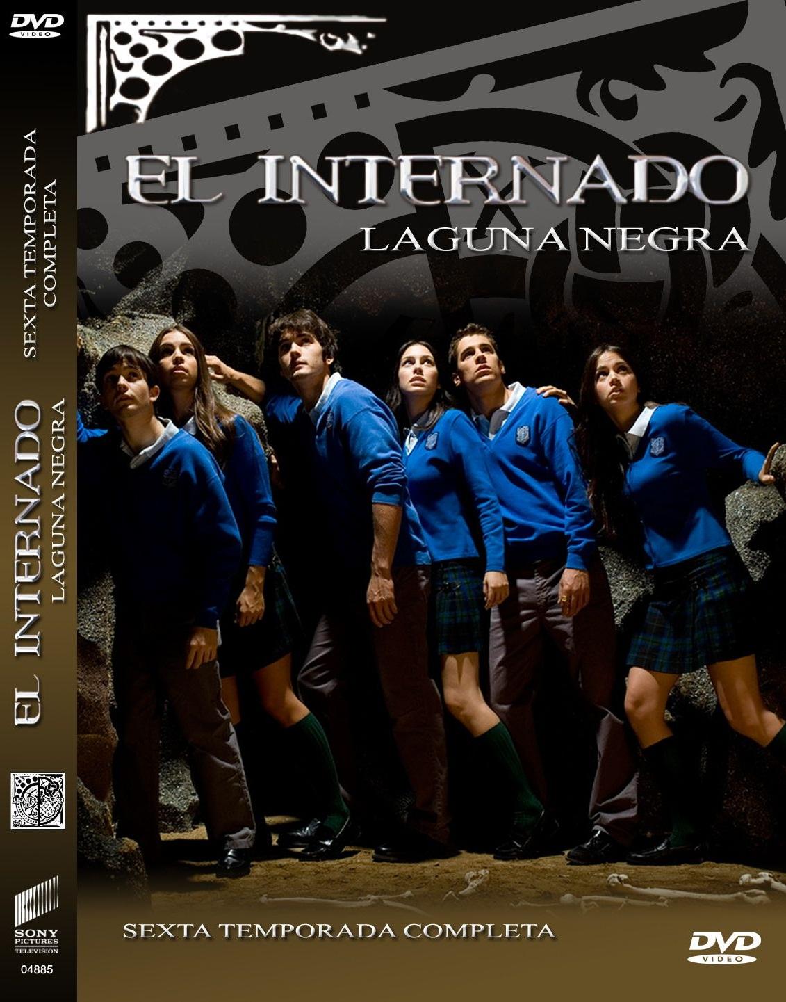 Черная лагуна / el internado 6 сезон (2009) hdtvrip