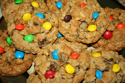 grandma s monster cookies these monster cookies are scary good they ...