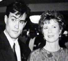 Brandon Lee e Linda Lee