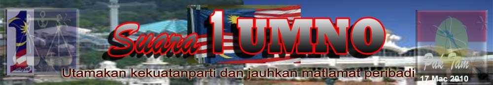 Suara 1 Umno