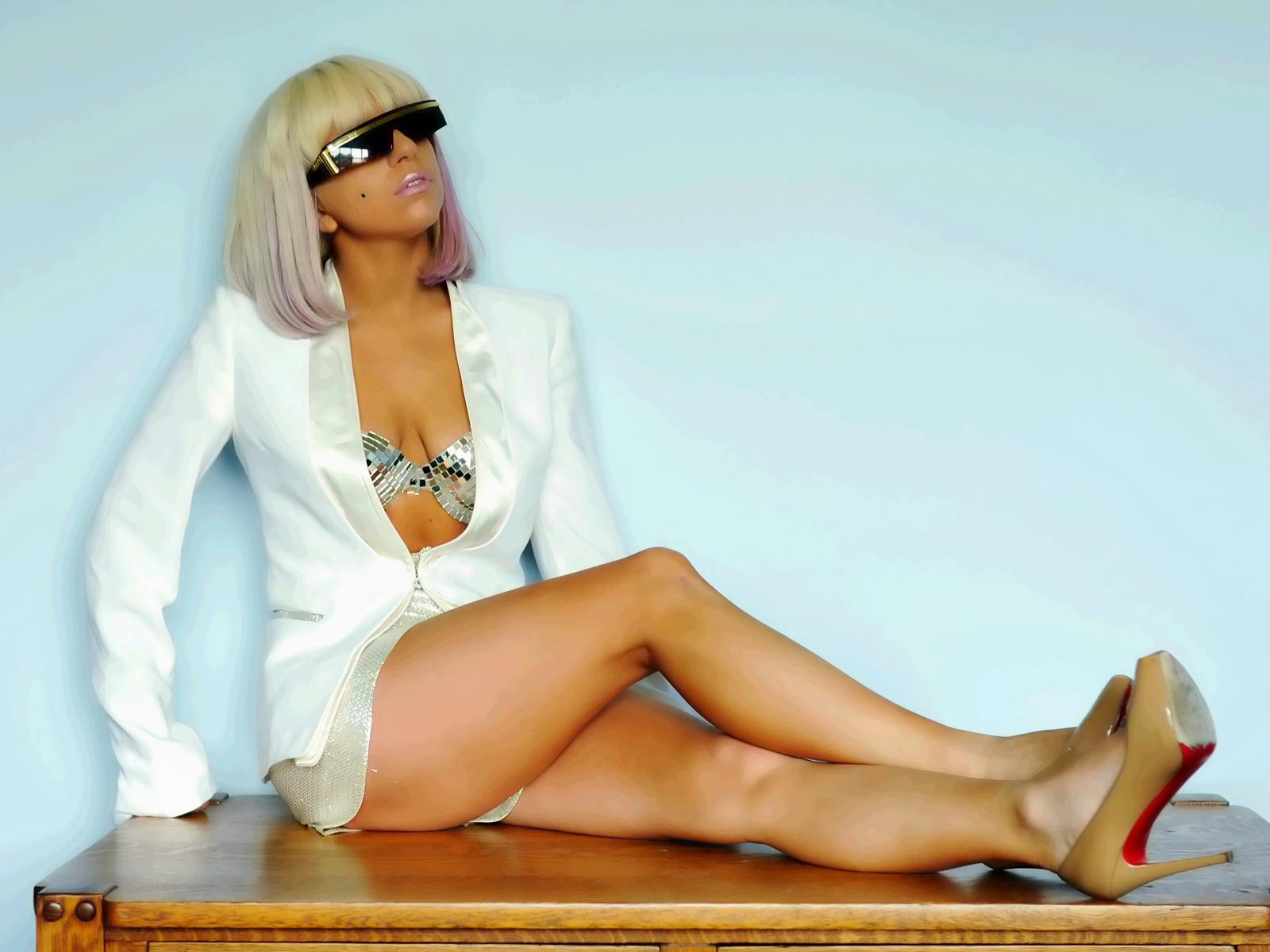 Wongseng Hd Wallpapers Sexy Lady Gaga Legs Wallpaper