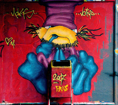 holland graffiti