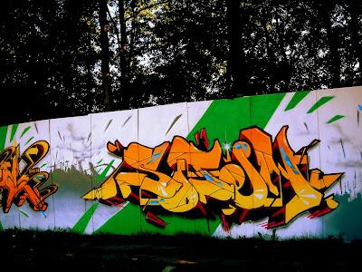 Denmark Graffiti