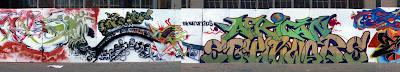 africa, image, graffiti alphabet