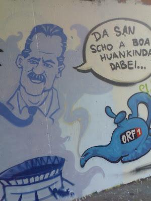 Austrian graffiti