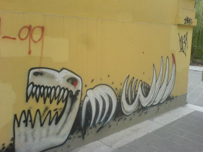 Slovenia graffiti