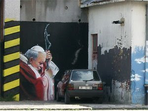 Croatia graffiti