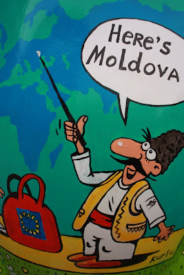 Moldova graffiti