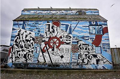 Scotland graffiti