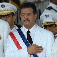 Melanio en  Educación; Pina Toribio, Secretario de la presidencia;  Francisco Javier a Turismo y nuevo jefe FFAA