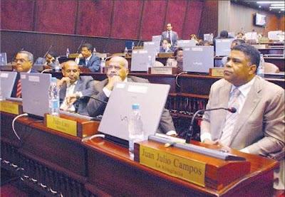 Diputados aprueban acuerdo económico con la Unión Europea