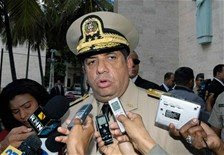 El jefe MG confirma que desde el jueves buscan yola con 95 personas a bordo