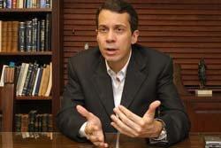 Jorge Mera: Lo más importante es que el PRD volvió a la institucionalidad