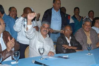 Miguel Vargas rechaza Gobierno no disponga recursos para obras