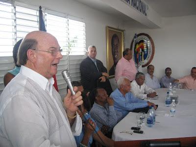 Hipólito Mejía rechaza PRD se tirará a las calles a reclamar votos
