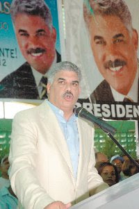 Vargas dice discurso de Leonel oculta crisis y no propone un plan