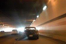 El túnel de la 27 será cerrado esta noche para su reparación luego de que robaran el 70% de su cableado