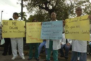 """El CMD advierte """"sorpresas"""" en su """"plan de lucha"""" por aumento salarial"""